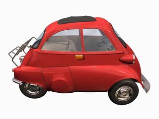 petite automobile années 60