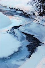 riviere verglasse