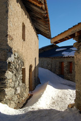 la place du village 1
