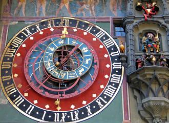 horloge astronomique de berne