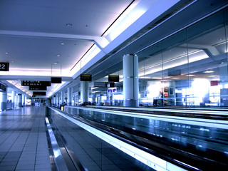 clear airport