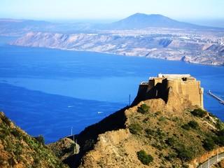 oran - algérie fort  de santa cruz