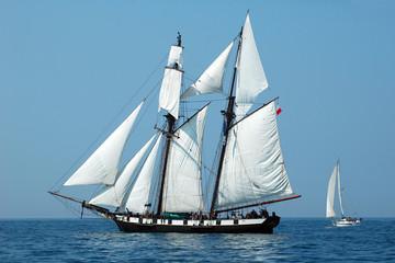 voilier en mer 7