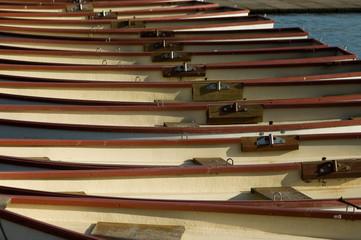 alignement barques