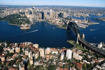 Canvas Prints Sydney sydney harbour 002