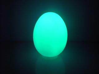 leuchtendes ei