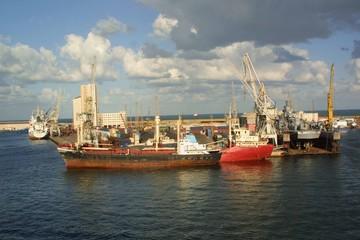 bateaux au port