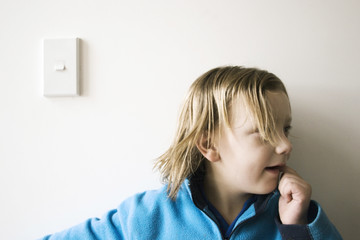 boy and the lightswitch