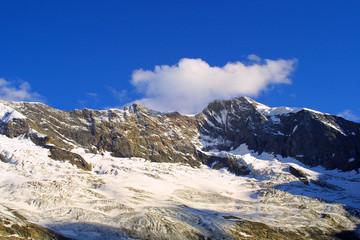 gipfel der berge - dreiherrenspitze