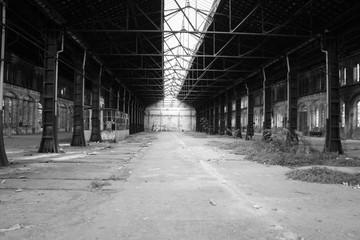 fabbrica in disuso