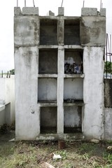 old house abandoned