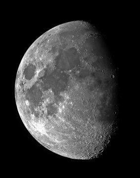 moon waxing gibbous.