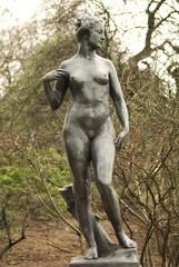 public statue in chelsea
