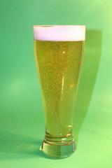 pilsner of beer