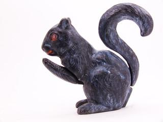 antique squirrel nutcracker