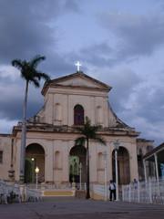 holy trinity church, trinidad