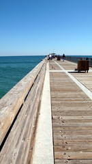 long view of pier
