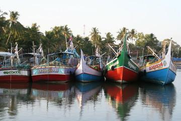bateaux pecheurs