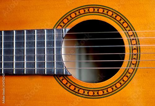 guitare s che d tail photo libre de droits sur la banque. Black Bedroom Furniture Sets. Home Design Ideas