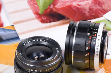 lenses and photographs