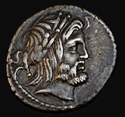 ancient roman coin procilius