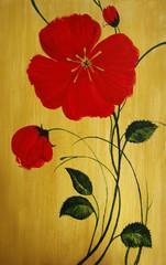 moder flower