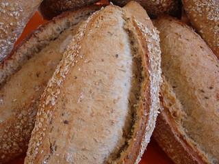 pains aux céréales