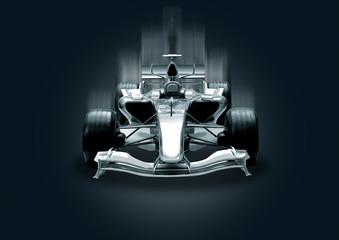 Deurstickers Snelle auto s formula one, speed concept
