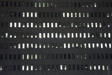 office building windows 1