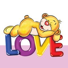 lover bear2