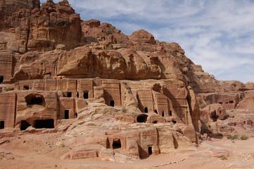 the tombs petra