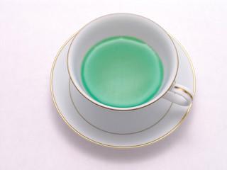 green herbal tea 2