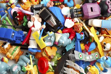 many of toys