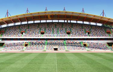 Photo sur Aluminium Stade de football stadium