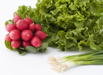 raw vegetabels