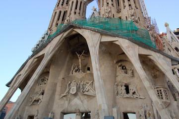 familia sagrada cathedral
