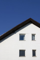 simple house detail