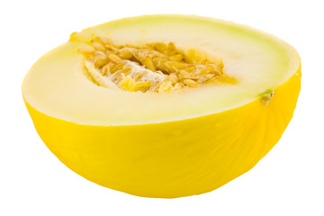 slit yellow melon