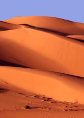 libia, dune di sabbia