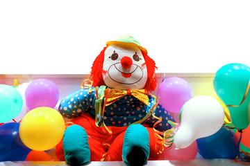 clown-puppe