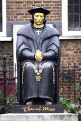 statue of sir thomas more