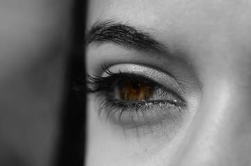 regard d'ambre