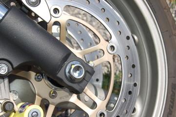 details frein a disque
