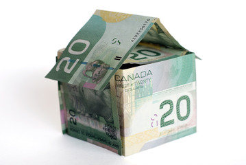 canadian money house