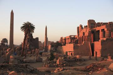 Wall Murals Egypt karnak temple luxor