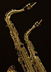 alto and tenor sax 2