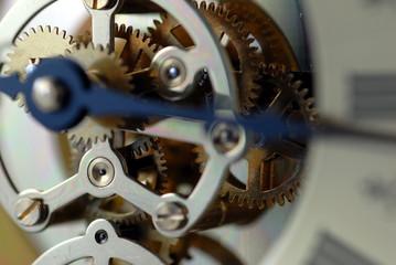 gears of clock