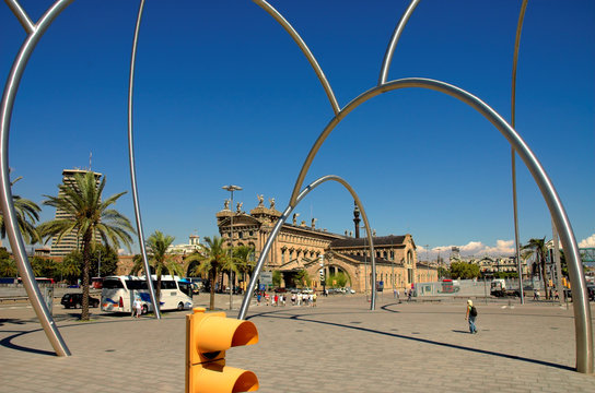arc rings in barcelona