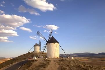 spanish windmills, la mancha 5