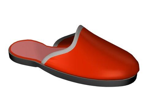 chausson pantoufle
